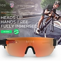 U.S. Track Cycling Team Training for Rio Olympics with Smart Sunglasses