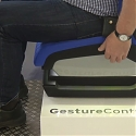 Smart Driver Seat That Responds to Gestures