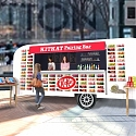 Nestlé Japan Opens Temporary Kit Kat Sake Pairing Bar Staffed by AI