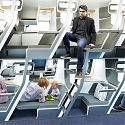 (Video) Zephyr Seat is a Lie-Flat Airline Seat for Economy Class Travelers