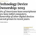 (PDF) Technology Device Ownership : 2015