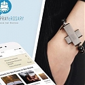 Vatican Launches $110 'Click to Pray' Wearable Rosary - eRosary