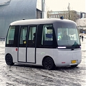 MUJI X Sensible 4's Self-Driving Bus Premiered in Finland