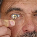 The First Stand-Alone Contact Lens with a Flexible Micro Battery