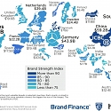 (Infographic) The Most Valuable Brand in Each Country in 2018