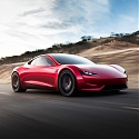 (Video) Tesla Reveals Insanely Fast Next-Gen Roadster