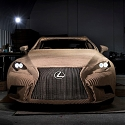 (Video) Lexus - Making the Origami Inspired Car