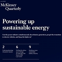 (PDF) Mckinsey - Powering Up Sustainable Energy