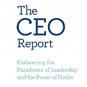 (PDF) The CEO Report - Embracing the Paradoxes of Leadership and the Power of Doubt