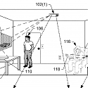 (Patent) Amazon Wants Augmented Reality to be Headset-Free