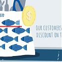 Tesco's Reusable Grocery Bag 'The Unforgettable Bag' Designs Hide Discounts For Its Customers