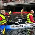 This Danish Scheme is Offering Free Kayak Rides... for Picking Up Trash - Green Kayak