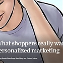 (PDF) Mckinsey - What Shoppers Really Want From Personalized Marketing