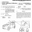(Patent) Ford Patents Idea for Building a Movie Projector into SUV Tailgates