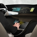 BMW's HoloActive Touch In-Car Interface Offers Tactile Feedback on a Floating Display