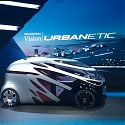 (Video) Mercedes-Benz Vision URBANETIC : Mobility for Urban Areas