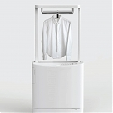 If a Toaster and a Washing Machine Had a Baby - Pop-Up Laundry