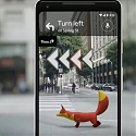 Google Reveals Guiding Fox in Revised Augmented Reality Maps App