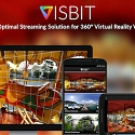 Visbit Raises $3.2M for Mobile Virtual Reality Streaming Service