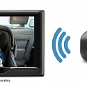 (Video) Garmin BabyCam Merges GPS Navigation and Back Seat Video Monitoring