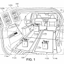 (Patent) Ford Patent Application Puts Freakin' Conveyor Belts in your Three-Row SUV