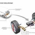 Audi eROT Suspension Harvests Energy as It Rides The Bumps