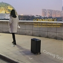 (Video) Cowa Robot is a Suitcase That Follows You Like a Puppy