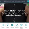 TruPosture Smart Shirt Helps Reduce Back Pain with Real-Time Guidance
