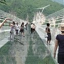 World's Longest Glass Bridge Set to Open in China Next Year