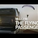 (Video) A Volvo Truck Tows a Paraglider in Brand's Latest Daring 'Live Test' Stunt