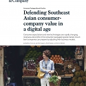 (PDF) Mckinsey - Defending Southeast Asian Consumer-Company Value in a Digital Age