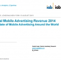 (PDF) IAB Report - Global Mobile Advertising Revenue 2014