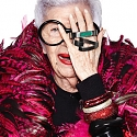 Fashion Icon Iris Apfel Is Designing Wearables for Wisewear
