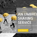 (Video) An Idea for a Rainy Day : Automated Kiosks Loan Out Umbrellas Free - UmbraCity