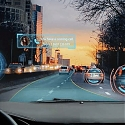 AR Turns Entire Car Windscreen Into Heads Up Display - Futurus