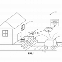 (Patent) Amazon Patents Self-Driving Delivery Vehicles Plus Self-Flying Drones ?