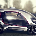 The Vision City Concept Car