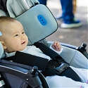 Air Filter for Strollers Creates Clean Air Cloud to Protect Babies