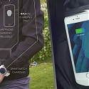 Baubax Creates Clothes to Wirelessly Charge Your Phone