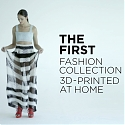 (Video) Young Israeli Fashion Designer Prints World's First 3D Collection