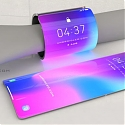 (Video) Samsung Flex 2020 Future Smartphone with Flexible Display