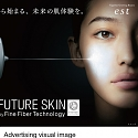 (Video) Japan Cosmetics Maker, Kao Develops Tech for Spray-On 'Artificial Skin'