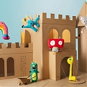 IKEA Rolls Out New Character Toys Designed By Kids Around The World - SAGOSKATT Collection