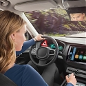 Bosch is Working on Glasses-free 3D Displays for In-Car Use