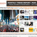 Monthly Trend Report - March. 2020 Edition