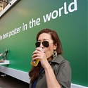 Food & Board : Edible Billboards Offers Branded Experiences