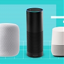 Smart Speakers : Amazon and Google Share 92% of the Global Market in Q3 2017