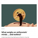 (PDF) Deloitte - What Weighs on Millennials' Minds … And Wallets ?