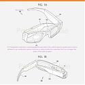 (Patent) Samsung Seeks Patent on Folding AR Glasses with Frame-Activated Screen