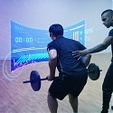 (Video) Augmented Reality Workouts Turn Exercising Into A Game - ARX